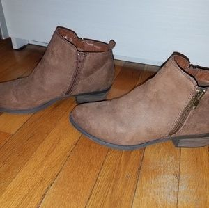 Shoes - Ankle booties for fall.